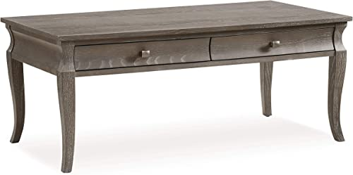 Leick Home Luna Two Drawer Coffee Table
