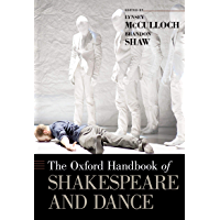 The Oxford Handbook of Shakespeare and Dance (Oxford Handbooks) book cover