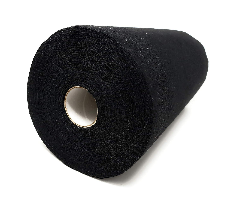 50 Meter Rolle, weiß Madeira Stickvlies cotton soft