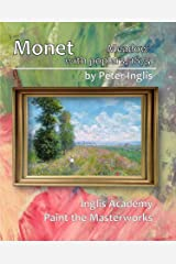 Monet: Meadow with Poplars, 1875 (Paint the Masterworks Book 5) Kindle Edition