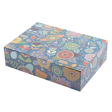 Cajas carton decoradas