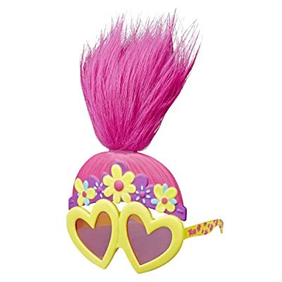 DREAMWORKS TROLLS Poppy's Rockin' Shades, Fun Sunglasses Toy Inspired by The Movie Trolls World Tour, for Girls 4 Years and Up: Toys & Games
