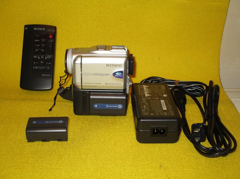 100%の保証 SONY DCR-PC101 B00JJFFD4K デジタルビデオカメラ miniDV miniDV B00JJFFD4K, ヒラドシ:f7f4130d --- vanhavertotgracht.nl