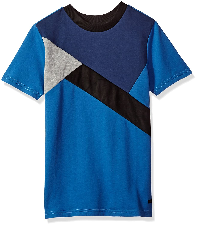 Sean John Boys Cross Roads Short Sleeve Fashion Top