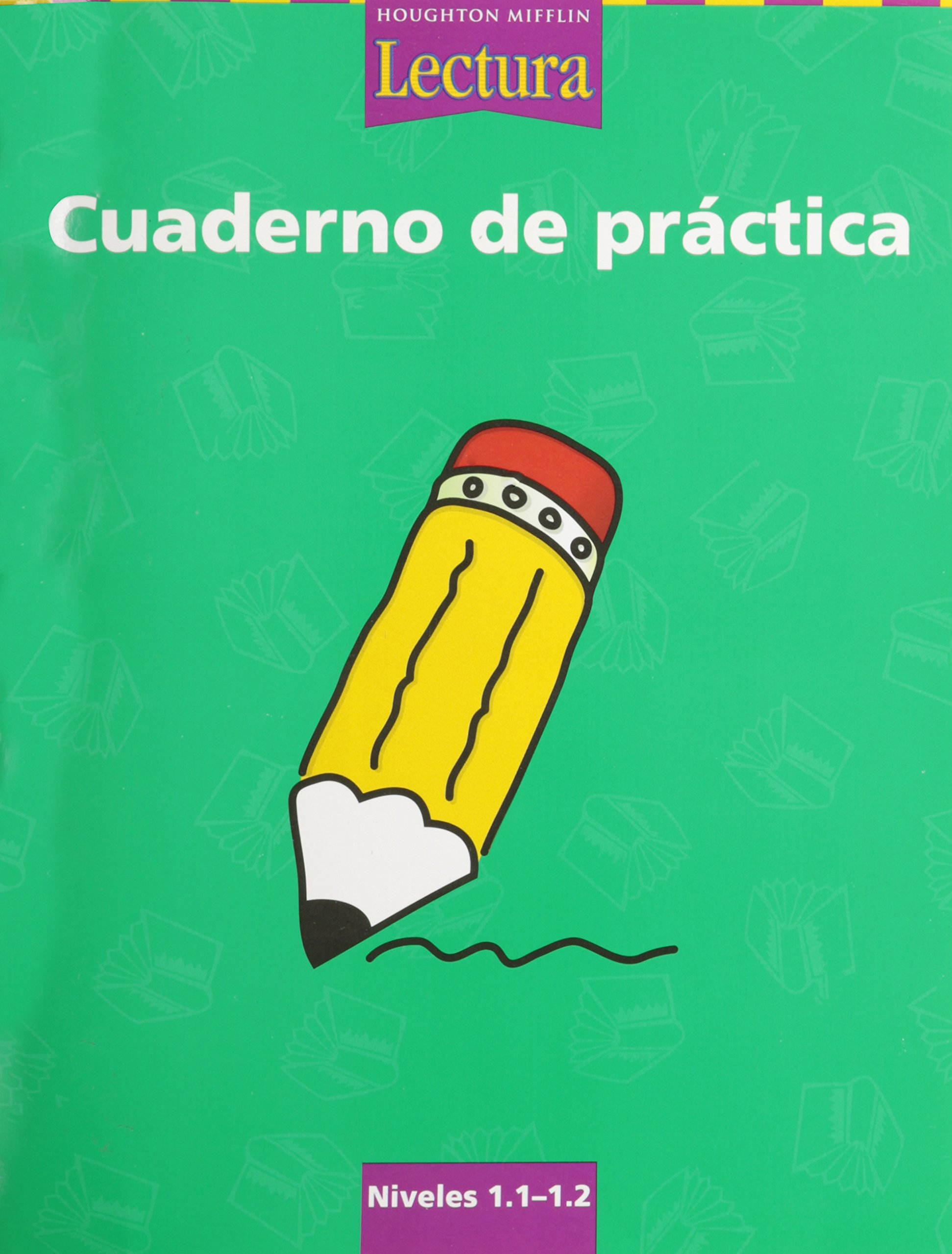 Download Lectura: Cuaderno de práctica Grades 1.1-1.2 (Spanish Edition) PDF
