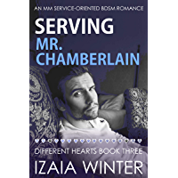 Serving Mr. Chamberlain: An MM Service-Oriented BDSM Romance (Different Hearts Book 3) (English Edition)