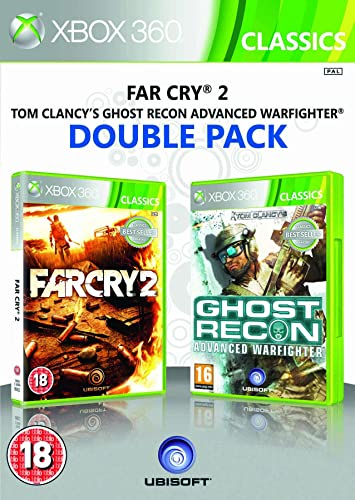 Ubisoft Double Pack - Far Cry 2 & Graw (Xbox 360) [Importación inglesa]: Amazon.es: Videojuegos