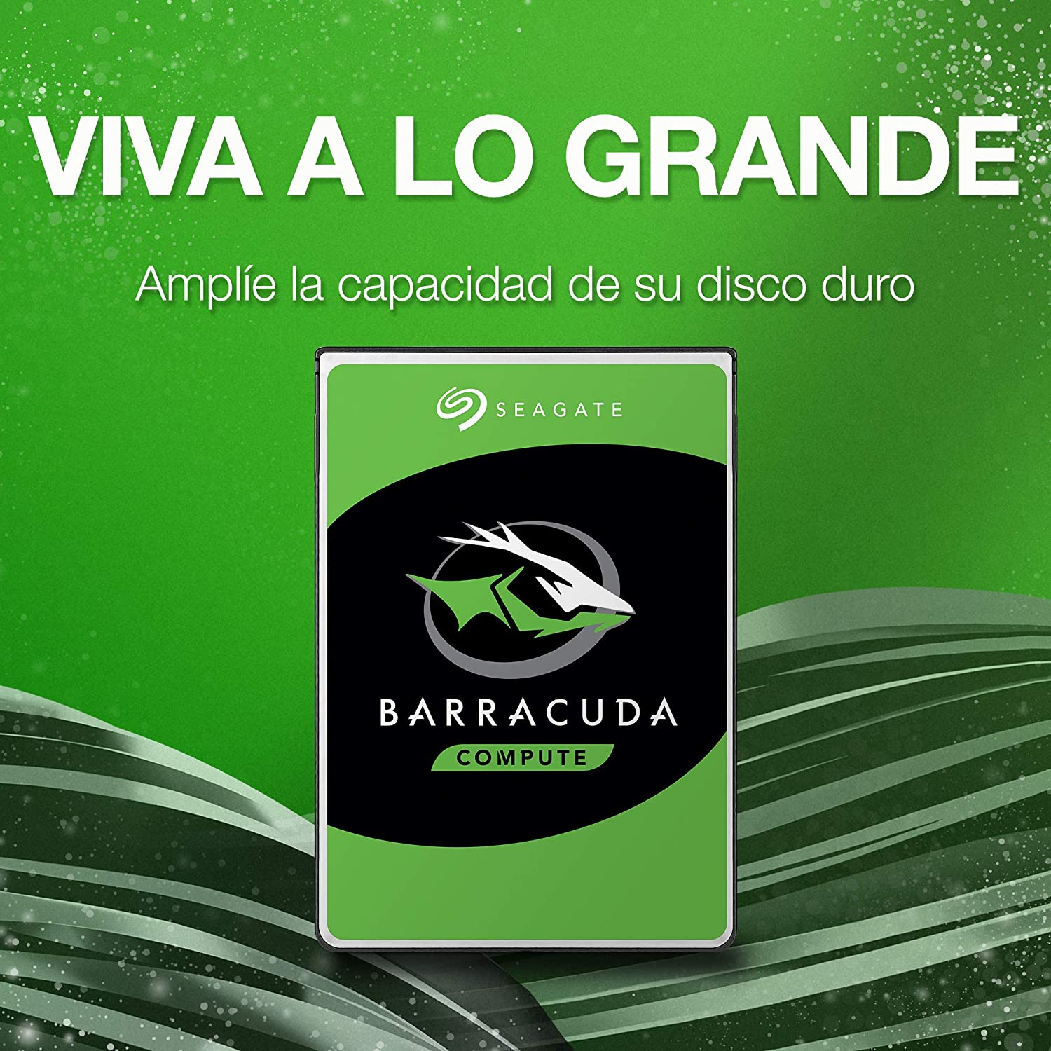 Seagate Barracuda - Disco Duro Interno de 2 TB (3,5, 64 MB de ...