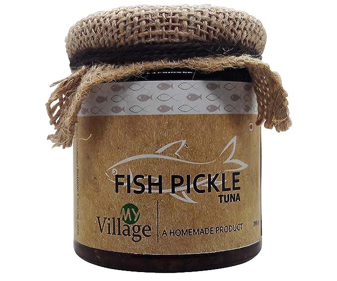 My Village Homemade Tuna Fish Pickle (200 gm)