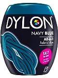New Dylon 350g Machine Dye Pods - Full Range of New Colours Available! (Navy Blue)