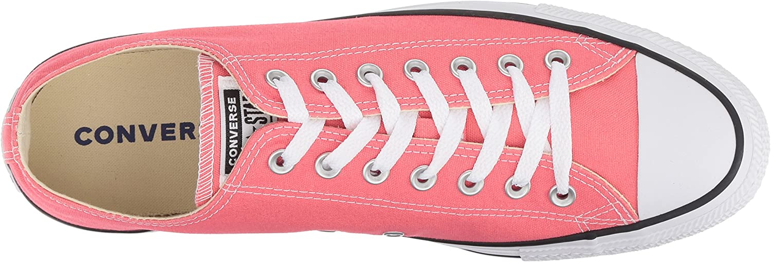 Converse - 15490 - Chuck Taylor All Star Mono Ox - Baskets Basses - Mixte Adulte Corail