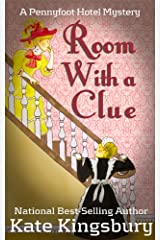 Room With a Clue (Pennyfoot Hotel Mystery Book 1) Kindle Edition