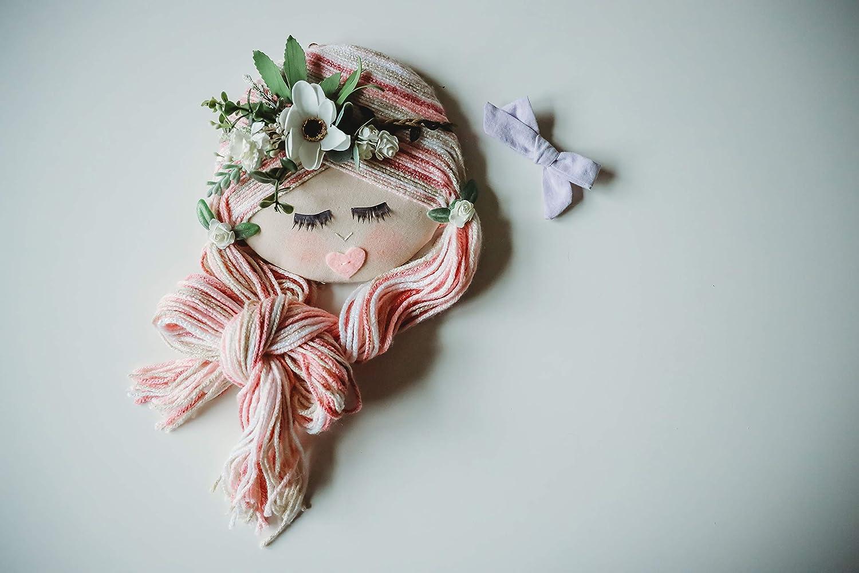 Headband Holder Bow Holder Girls Hair Accessories Baby Bows Girls Bow Handmade