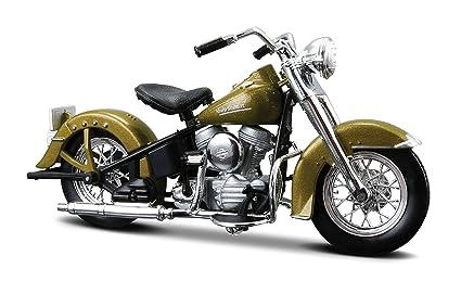 Buy Maisto 1:18 Harley-Davidson 1953 74FL Hydra Glide