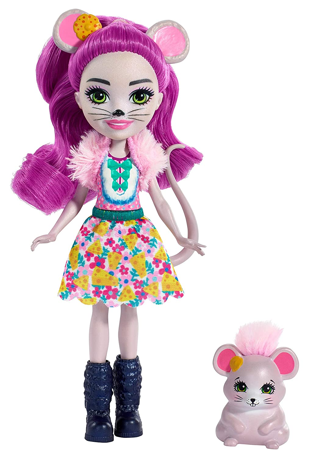 Enchantimals Miniture Doll, Multi FXM76