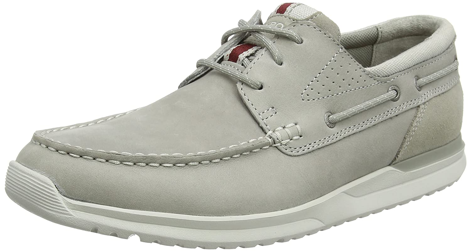 TALLA 43 EU. Rockport Rockstyle Purposeorts Lite Five Lace Up, Zapatos de Cordones Derby para Hombre