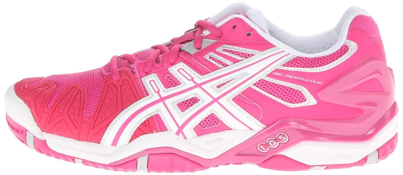 Resolución De Gel Asics Zapatillas De Tenis 5 De Las Mujeres Y7EXC