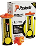 Paslode 816007 Universal Short Yellow Trim Fuel, 2 Count
