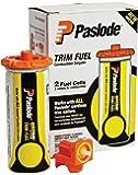 Paslode 816007 Universal Short Yellow Trim Fuel, 2-Pack