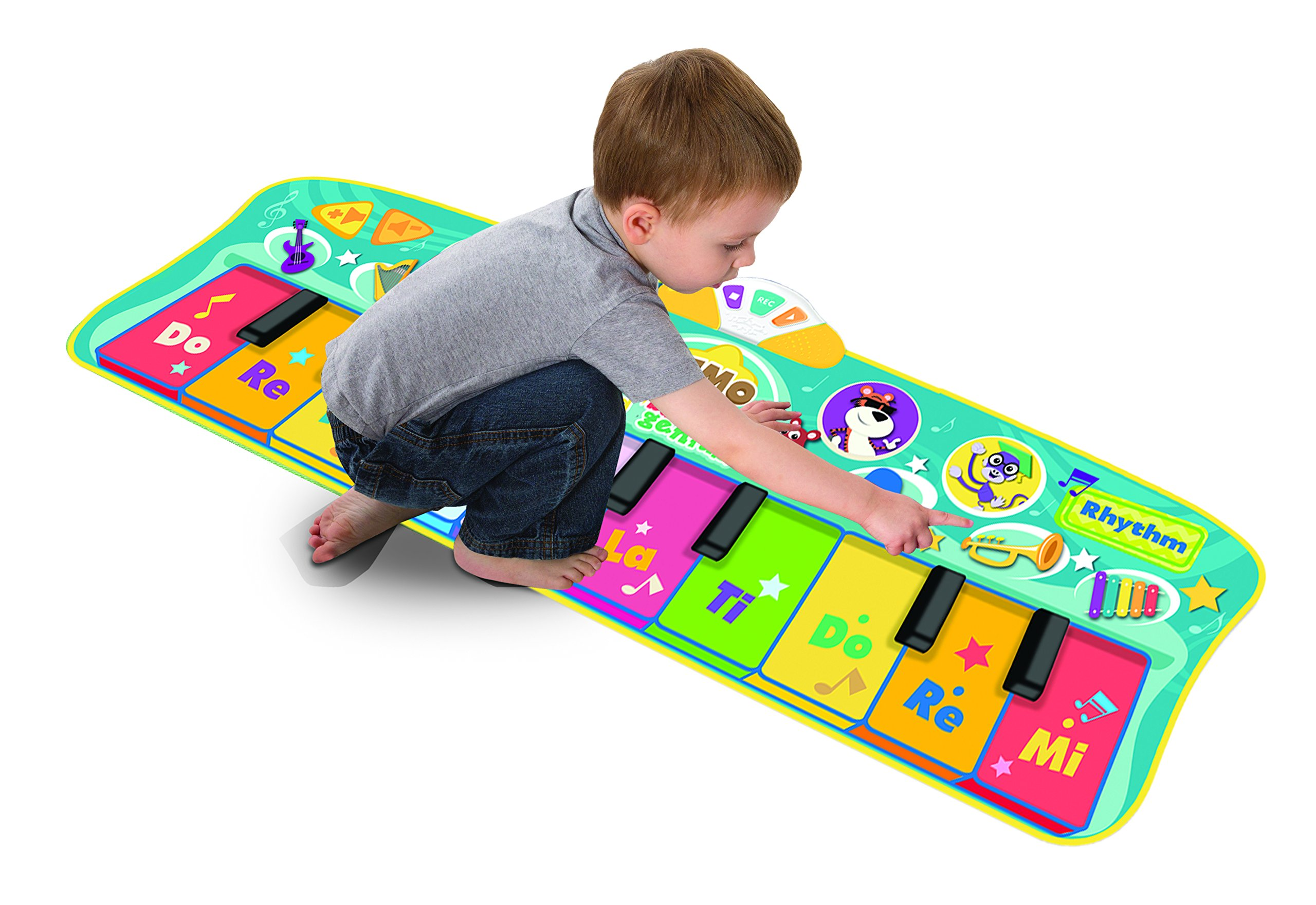 Baby Genius Step To Step Dance Mat by Baby Genius (Image #1)