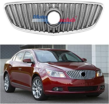 High Quality Chrome For Buick Lacrosse 2016-2017 Front Lower Grill Grille Cover