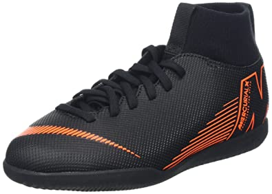 bde2884cdf Nike Jr Superflyx 6 Club IC, Chaussures de Fitness Mixte Adulte, Multicolore  (Black