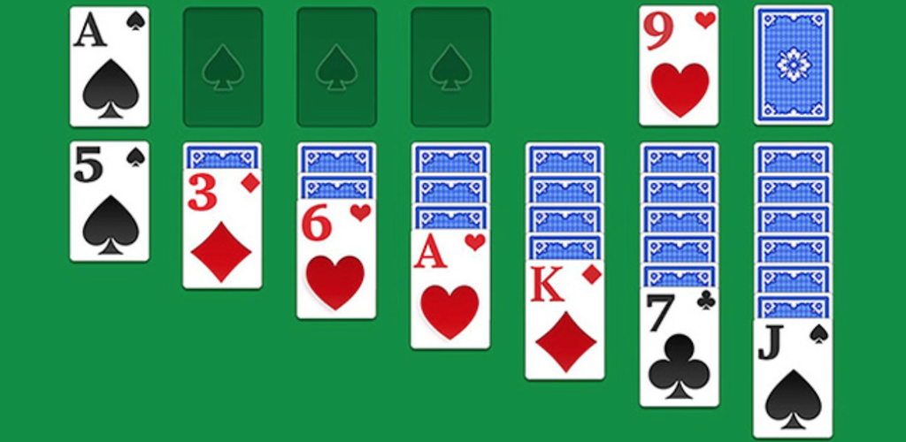 Solitaire Klondike - Classic Solitaire Games For Kindle -5791