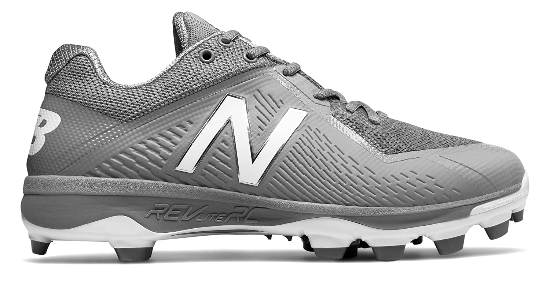 (ニューバランス) New Balance 靴シューズ メンズ野球 TPU 4040v4 Grey グレー US 11 (29cm) B0749YWV2B