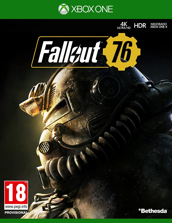 Fallout 76 para Xbox One - Edición Estándar: Amazon.es: Videojuegos
