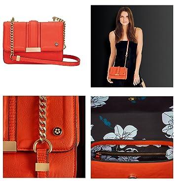 1c6d2bcfa0 Kenzo Takada KIKYO Structured Cross Body Bag: Amazon.co.uk: Shoes & Bags