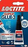 Loctite Colle forte/ Super Glue 3 - Précision Max - 10 g