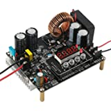 DROK DC-DC Buck Conveter Digital Control Voltage Regulator 10-75V to 0-60V 12A 720W Step Down Transformer with Volt Amp Capacity Time Meter Power Supply Module with Constant Voltage/Current