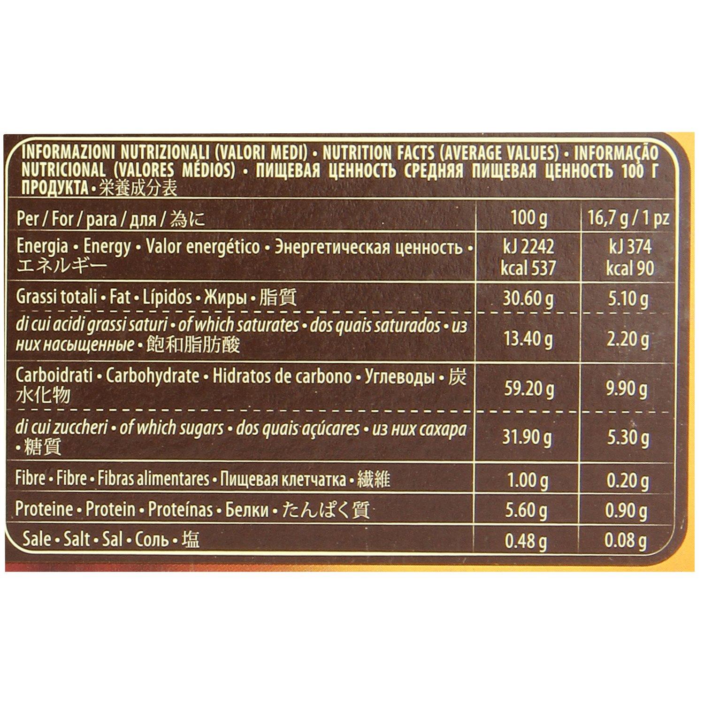 Matilde Vicenzi Grisbi, Dulce de azúcar (Crema limón) - 3 de 150 gr. (Total 450 gr.): Amazon.es: Alimentación y bebidas