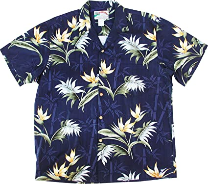 a7a90a7e Bamboo Paradise Hawaiian Shirts - Mens Hawaiian Shirts - Aloha Shirt -  Hawaiian Clothing - 100