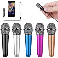 Uniwit Mini Portable Vocal/Instrument Microphone for Mobile Phone Laptop Notebook Apple iPhone Sumsung Android with…