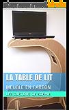 LA TABLE DE LIT: MEUBLE EN CARTON