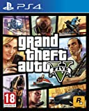 Grand Theft Auto V (GTA V) - PlayStation 4