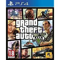 Grand Theft Auto V (GTA V) - PlayStation 4