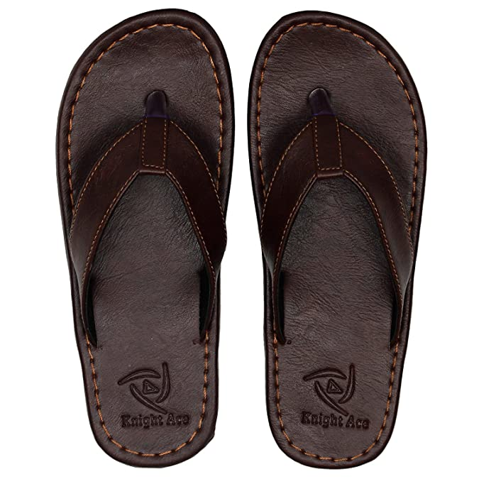 Kraasa Men's Outdoor Sandals Men's Flip-Flops & Slippers at amazon