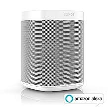 Sonos One  : une option musicale pour Alexa