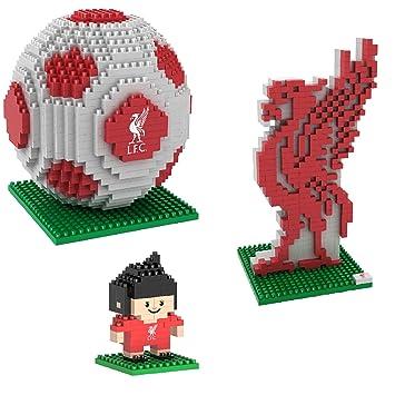 Liverpool FC Logo 3D BRXLZ