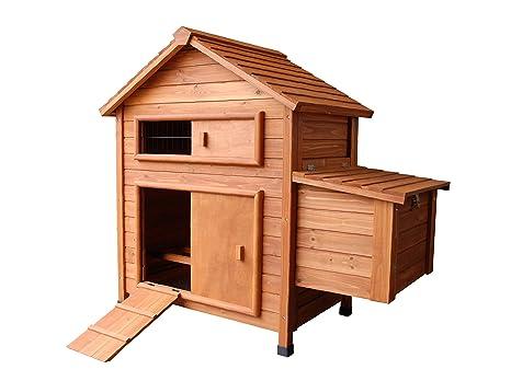 Gallinero madera casa de las gallinas