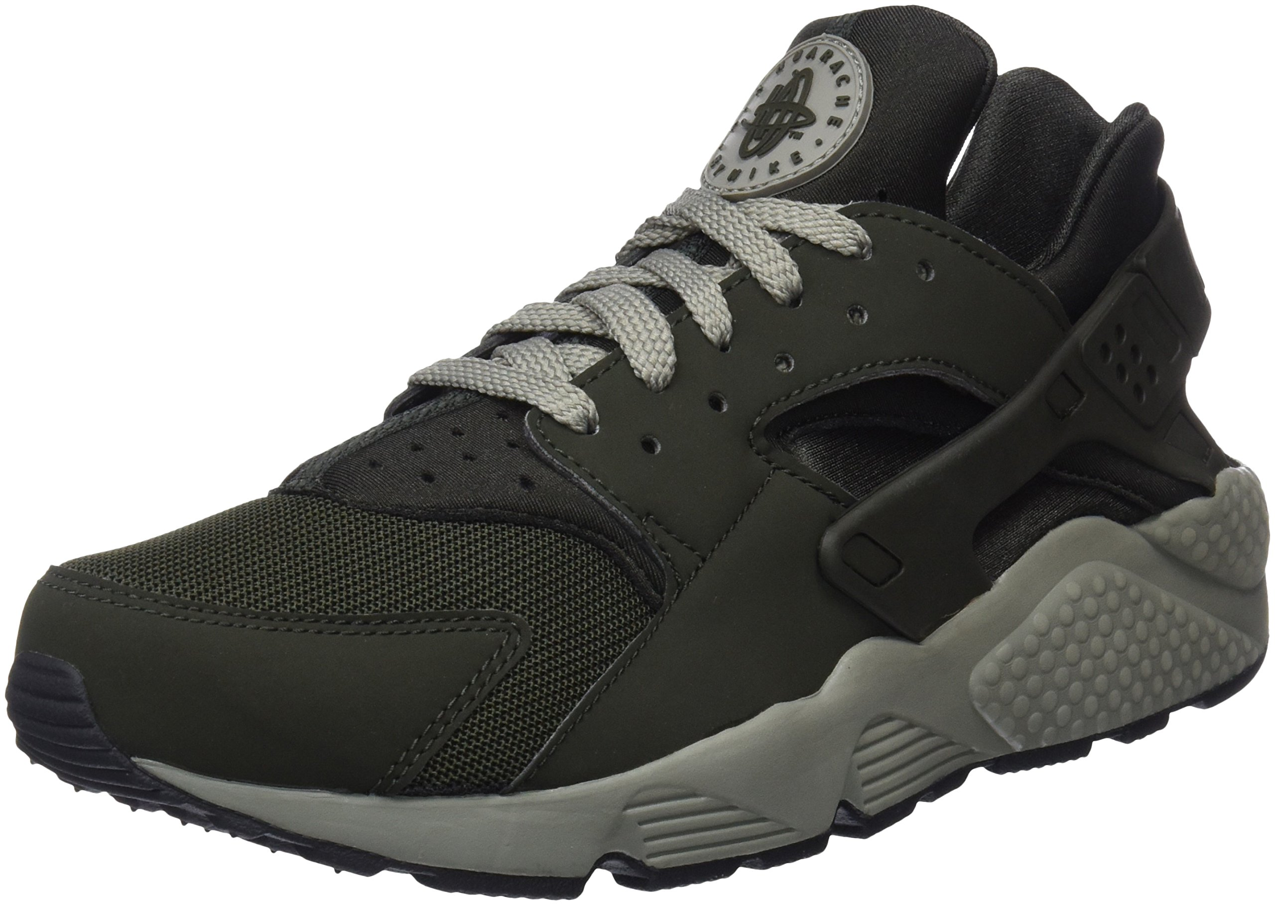 release date: 8b2ec 1f6aa Galleon - Nike Air Huarache Mens Running Shoes Sequoia Sequoia Dark Stucco  318429-311 (8.5 D(M) US)