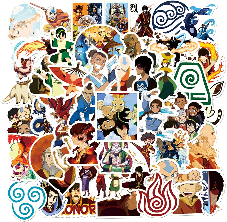 Avatar the Last Airbender Sticker Pack