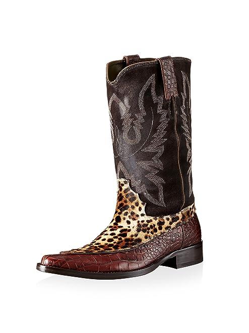 Men's Jwest Western Boot Expresso