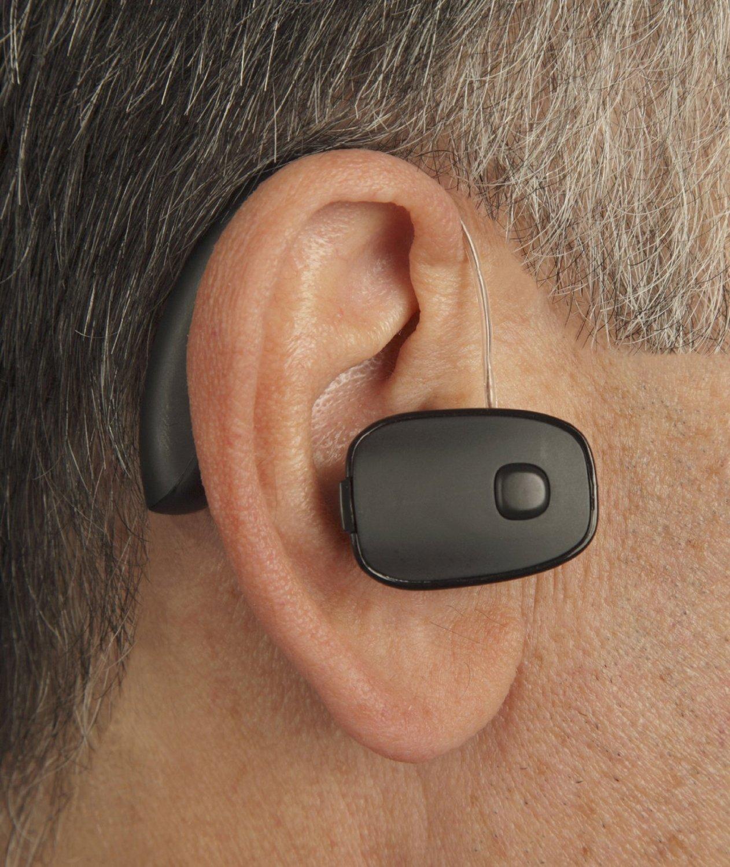 NEW! Sound World Solutions CS50 Wireless Bluetooth Sound Amplifier (Right Ear)