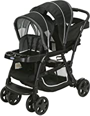 Graco Ready2Grow Click Connect Stand and Ride Stroller, Gotham