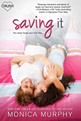 Saving It Kindle Edition