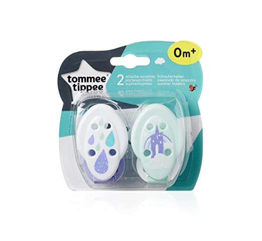 Amazon.com : Tommee Tippee Soother Holders : Baby