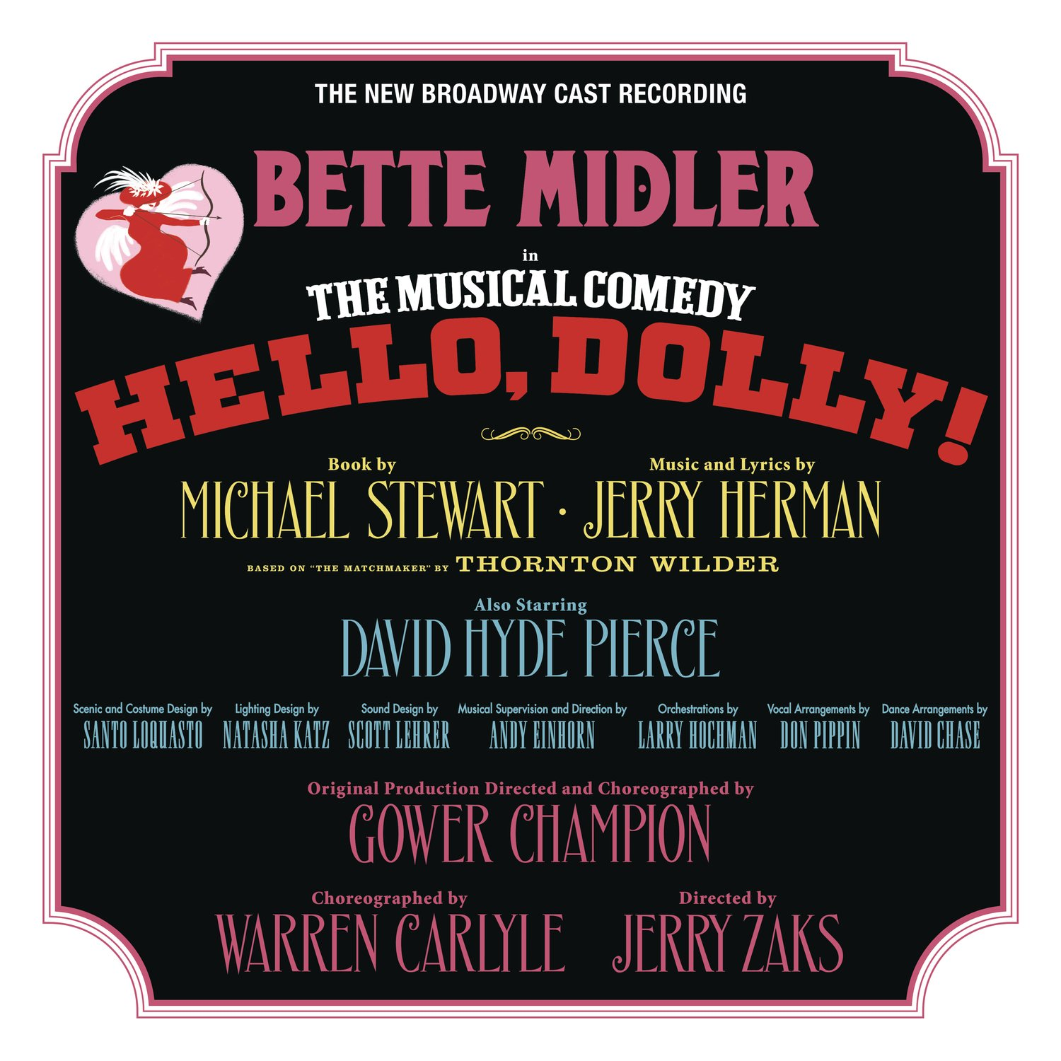 Hello, Dolly! (New Broadway Cast Recording) by Masterworks